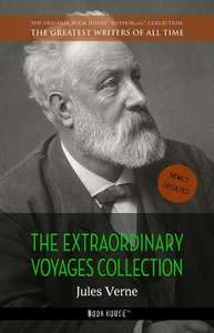 Amazon: Jules Verne The Extraordinary Voyages Collection (The Greatest Writers of All Time)