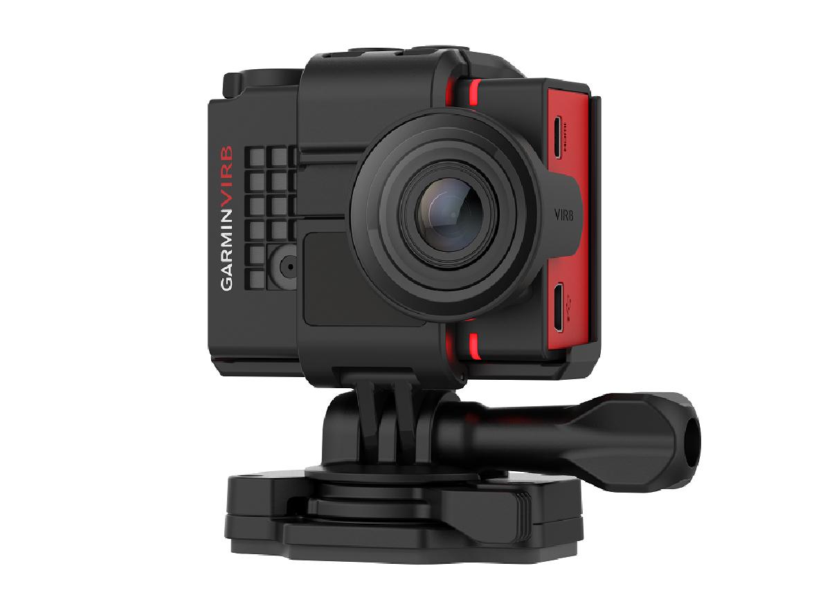 Best Buy: Garmin -Videocámara VIRB Ultra 30 - Negro / Rojo