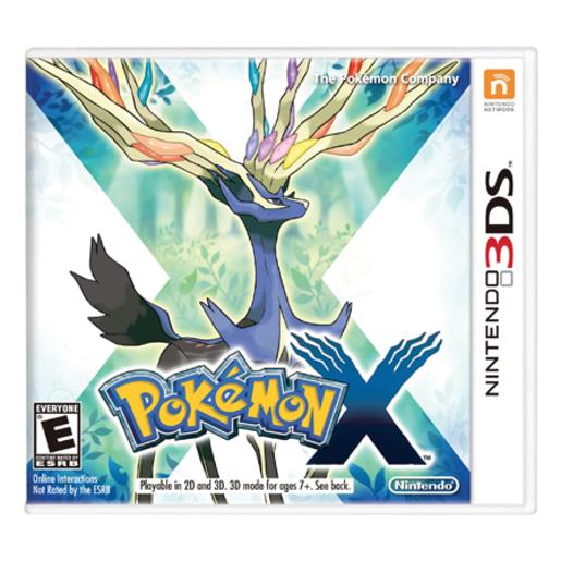 Chedraui Tabasco: Pokémon X (Nintendo 3DS) $95 + $290 de envío