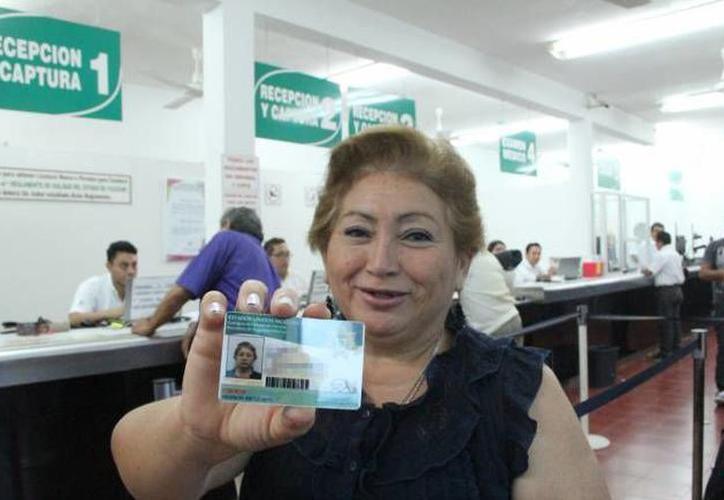 Yucatán: Licencias de conducir gratis o descuento para amas de casa, desempleados y estudiantes