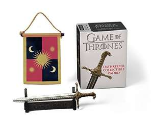 Amazon:Game of Thrones: mini replica espada Oathkeeper