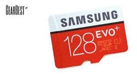 GearBest: Samsung UHS-3 Class10 Micro SDXC 128GB