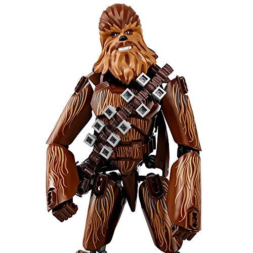 Amazon MX: Figura Lego de Chewbacca