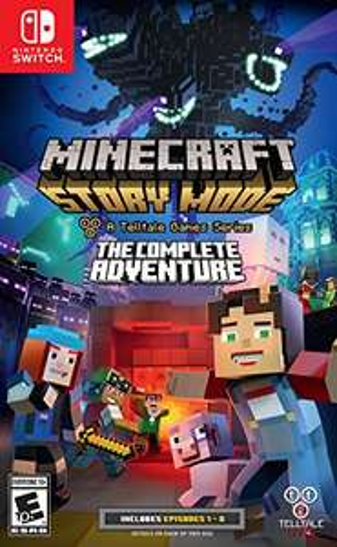Amazon: Minecraft - Nintendo Switch
