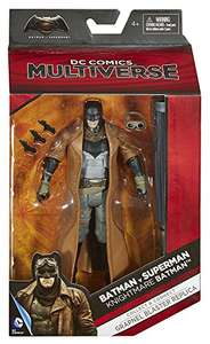 Amazon:  Batman v Superman: Dawn of Justice Multiverse Knightmare Batman (Apocalypse Flashback) Figure, 6 Inches