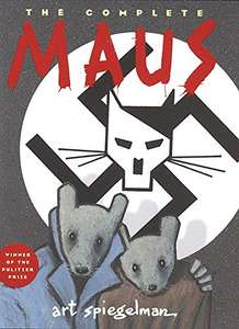 Amazon Mexico: The Complete Maus Pasta Dura