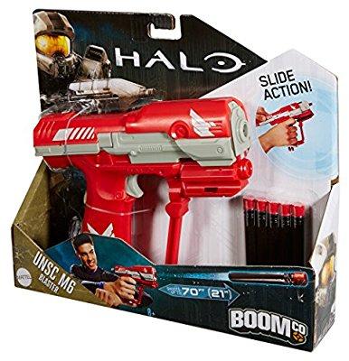 Amazon: BOOMco. HALO UNSC M6 Blaster vuelve a $100 pesos incluye Prime