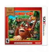 Palacio de Hierro: Donkey Kong Country Returns para 3DS