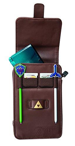 Amazon: Zelda Adventures Pouch para 3DS XL