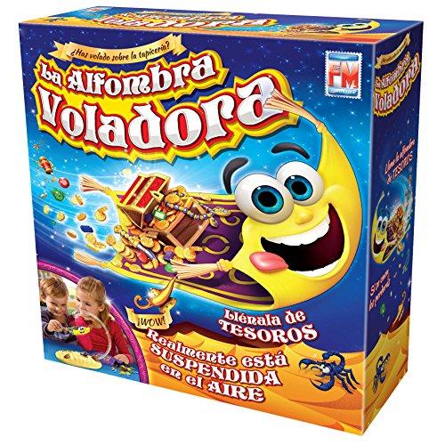 Nuevamente disponible!!!!!Amazon: Juego de mesa alfombra voladora