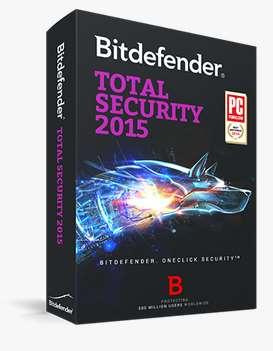 Bitdefender Total Security 2015 gratis por 9 meses
