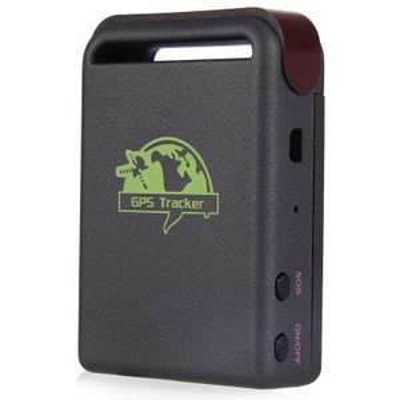 Gearbest: Localizador GPS con alarma antirrobo con cupón.
