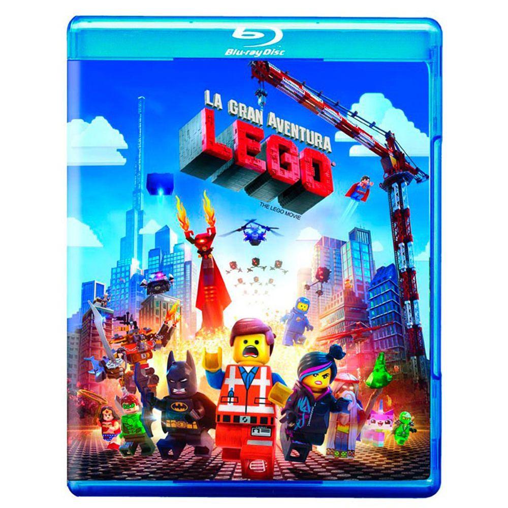 Elektra: La Gran Aventura Lego en Blu-Ray y más títulos con envío gratis