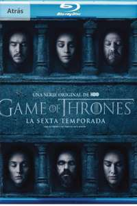 Amazon: Game of thrones temporada 6 Blu-ray