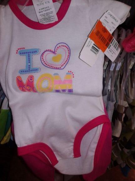 Chedraui Tampico Altamira: Ropa de bebe en liquidación variedad de modelos en $39.90