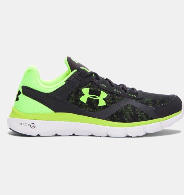 Zapatos de Running UA Micro G® Velocity Graphic para Hombre