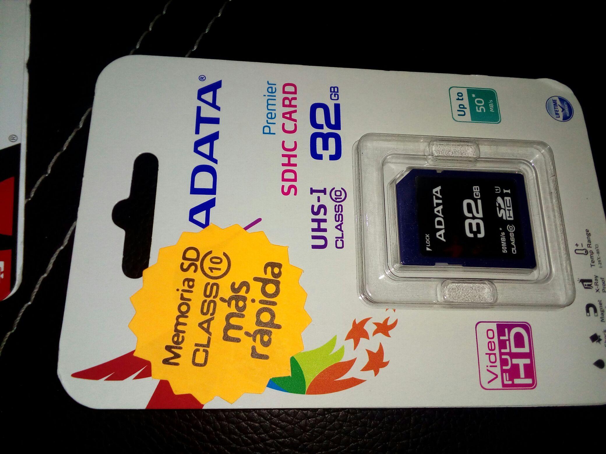 Bodega Aurrerá: Memorias SD de 32GB Adata a $219.01 y más