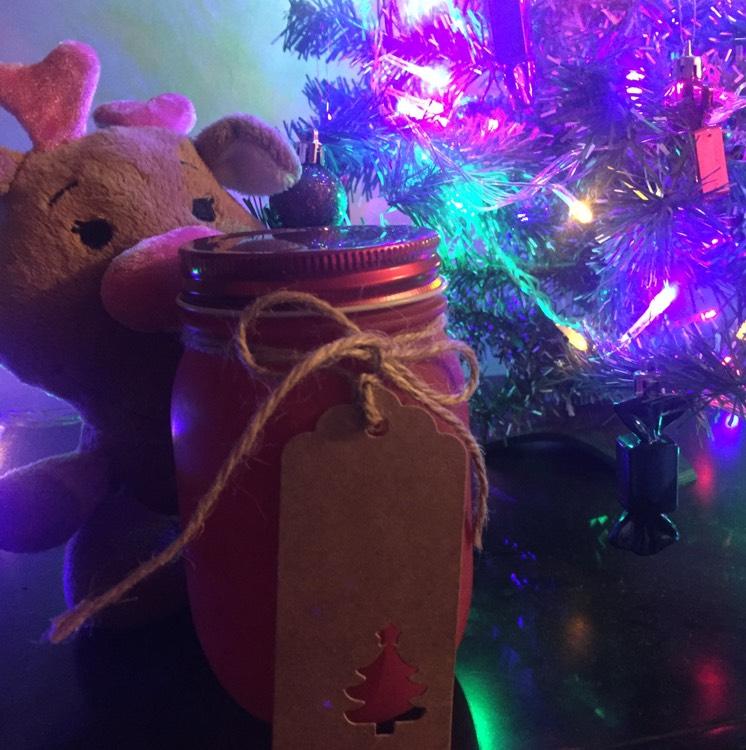 Walmart Chilpancingo: canister navideño (frasco c/tapa) rezagado, otras liquidaciones y promoagradecimientos