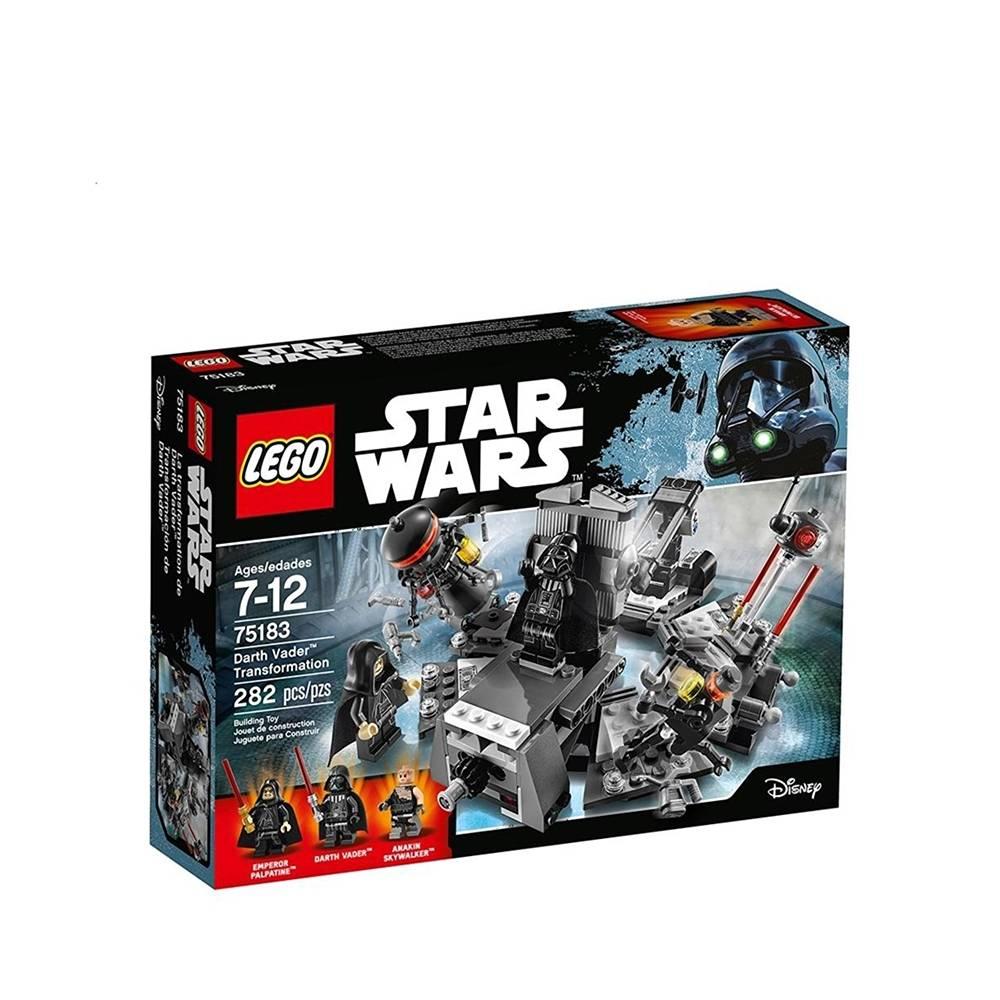 Walmart en linea, lego star wars transformación Darth Vader