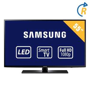 Walmart.com: TV Samsung 55 Pulgadas 1080p Full HD Smart TV LED UN55J6201 Reacondicionada