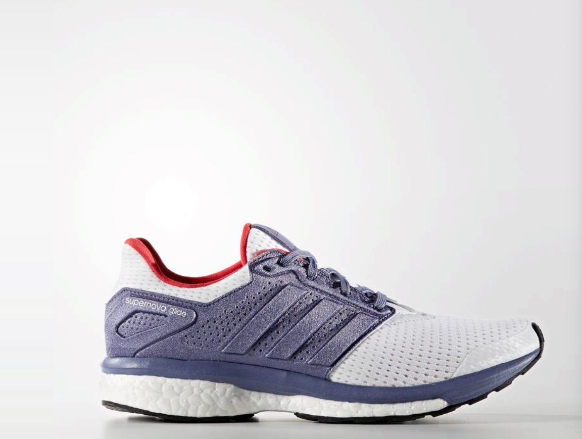 Adidas: Tenis supernova glide 8 mujer