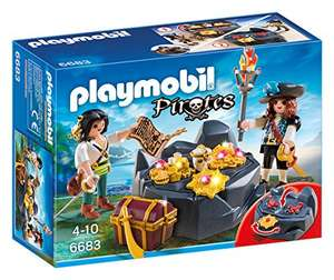Amazon: Playmobil Escondite del Tesoro Pirata   - Aplica Prime