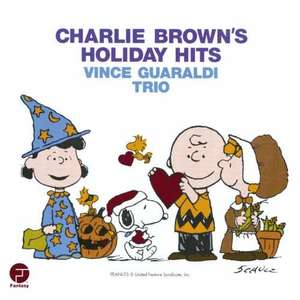 Amazon:Charlie Brown's Holiday Hits (Vinyl)
