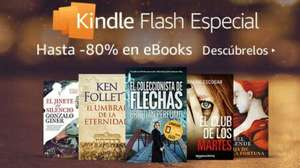 Amazon USA: Kindle Flash Día de reyes De $20 hasta $40 pesos