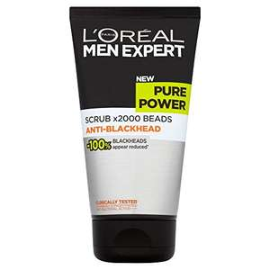 Amazon: L'Oréal Paris Men Expert Pure Power Gel Exfoliante, 150 ml