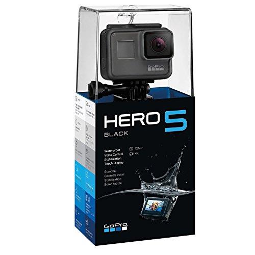 Amazon: Go Pro HERO5 (Vendido y enviado por un tercero nuevo desde USA)