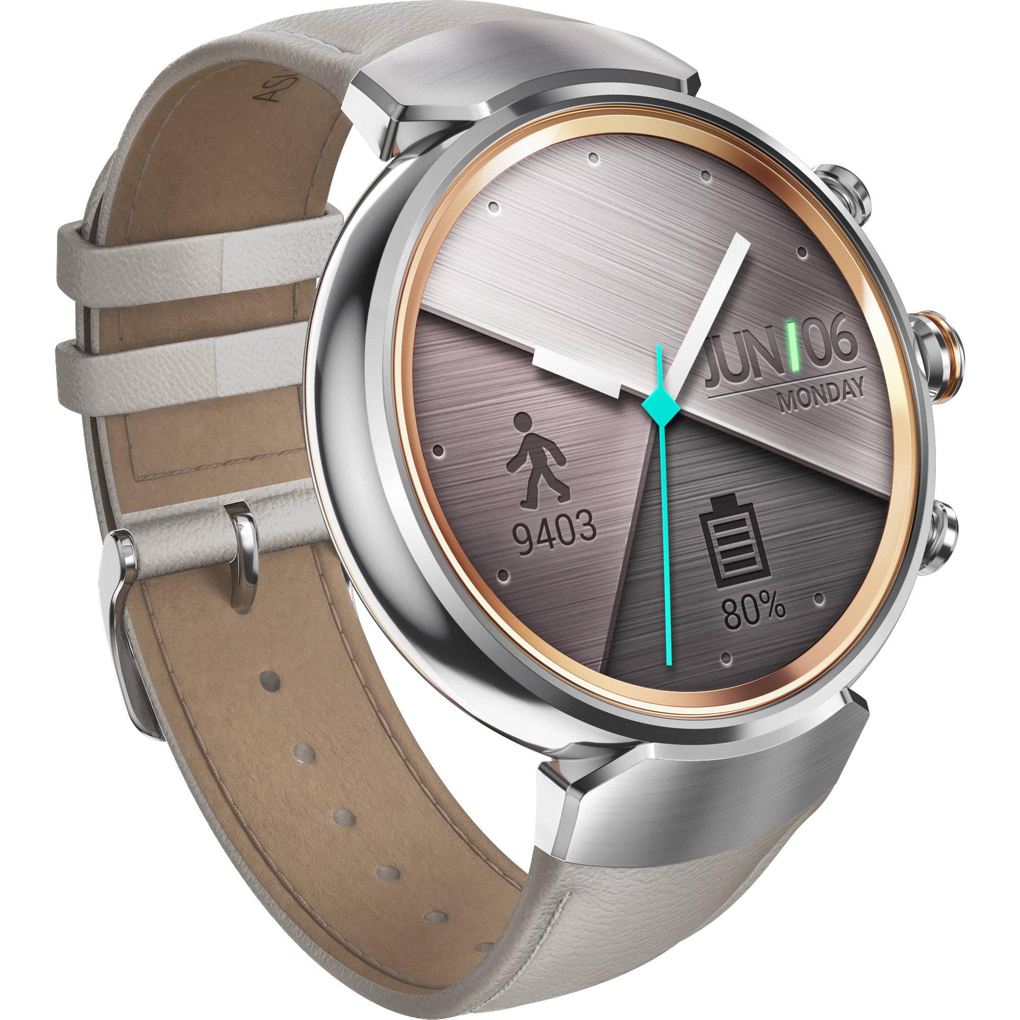 Walmart: Asus Zenwatch 3 Plata c/Beige