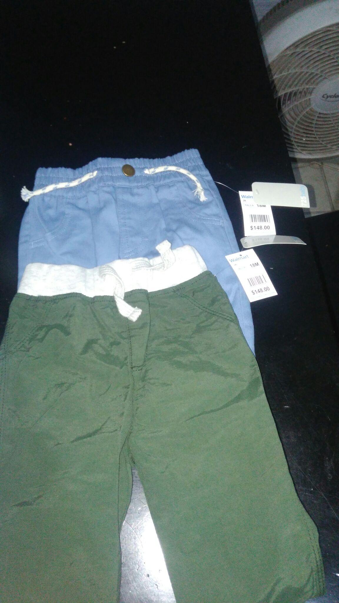 Walmart: Pantalones marca 725 baby a $20.01
