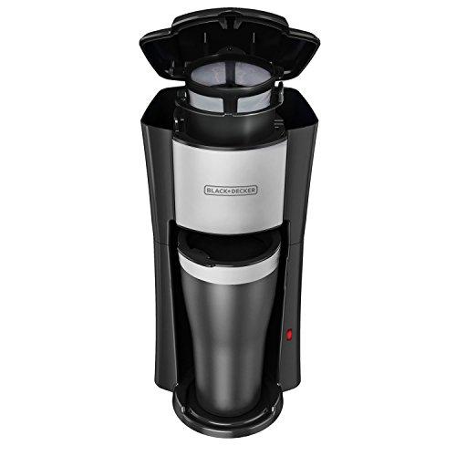 Amazon: Cafetera una servida Black & Decker CM618 con el 91% de descuento