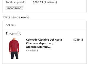 Amazon: Colorado Clothing Del Norte Chamarra deportiva , Atómico (Atomic), Mediano