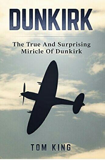 """Amazon Kindle: Gratis """"El verdadero y sorprendente milagro de Dunkerque"""" (inglés)."""