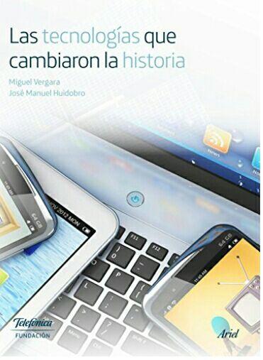 """Amazon Kindle: Gratis """"Las tecnologías que cambiaron la historia""""."""
