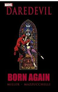 Amazon Kindle: Daredevil Born again (Frank Miller).