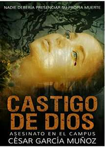 "Amazon Kindle: gratis ""Asesinato en el campus""."