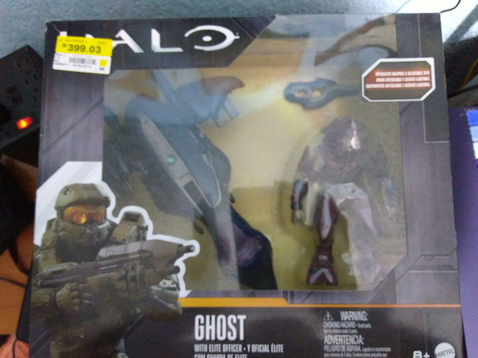 Bodega Aurrerá: Figura Halo en primera Liquidacion a $399.03