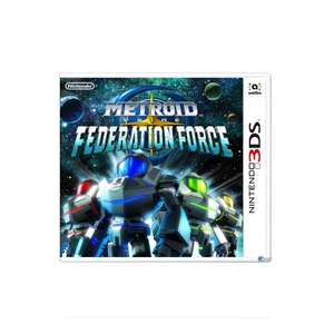 Walmart: Metroid prime federation force nintendo 3ds