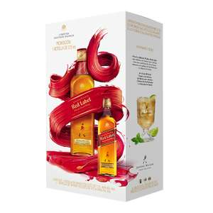 Costco: Johnnie Walker Red Label 1.5L + 375ml