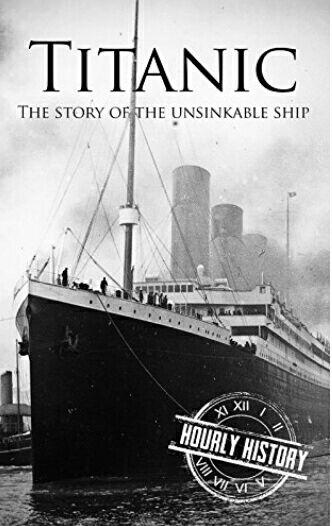 "Amazon: Kindle Gratis ""Titanic: la historia de un barco inhundible"" (Inglés)."