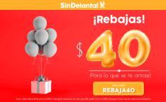 Sin Delantal: $40 pesos para usar en cualquier momento del día