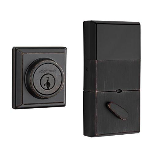 Amazon MX: Cerradura Kwikset Inteligente Z-Wave/Wi-Fi accionada por la APP o llave física (requiere HUB como Wink o Samsung Smarthings) (Aplica Prime)