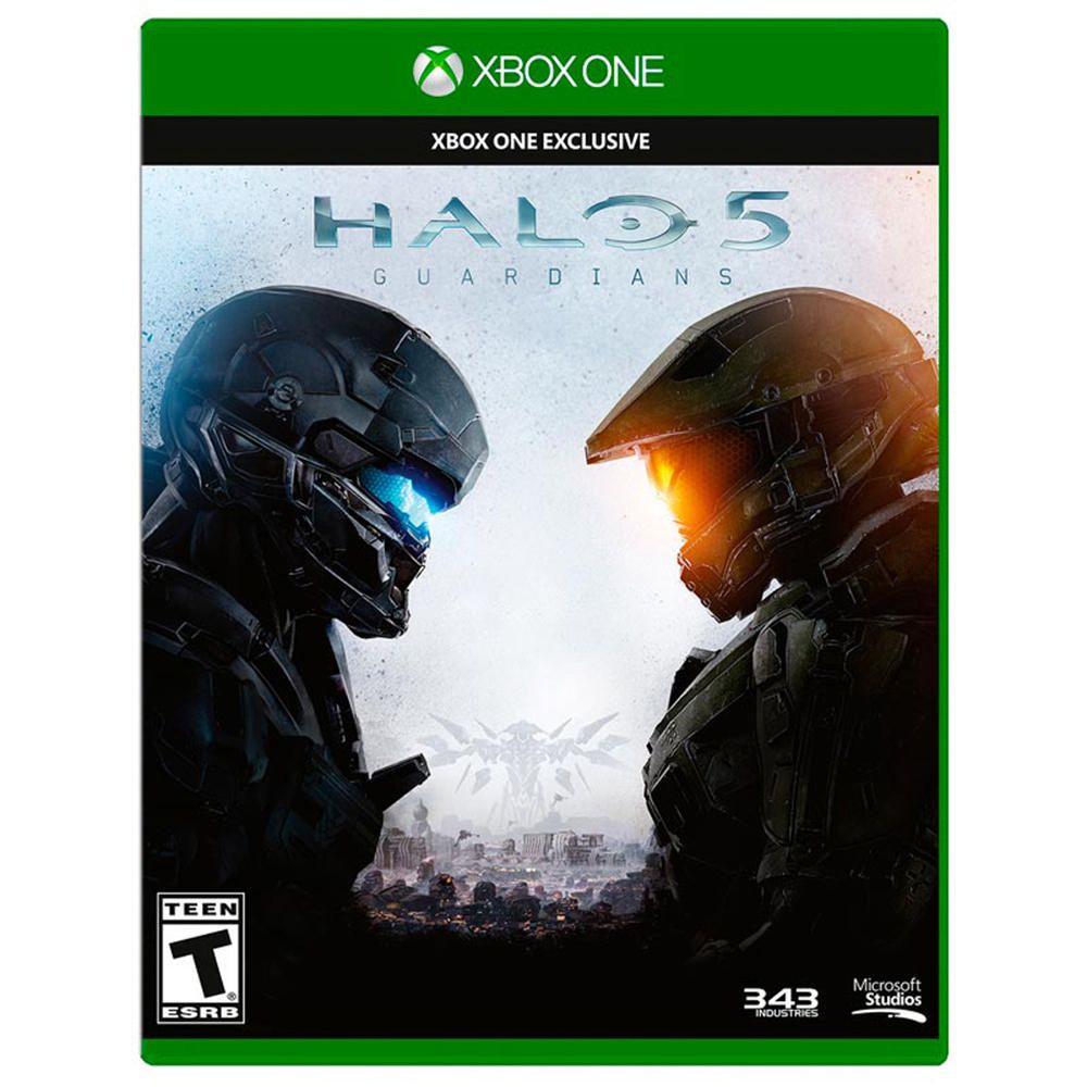 Elektra: Halo 5 + 12 Meses Gold + Kit de Carga y Juega Xbox One