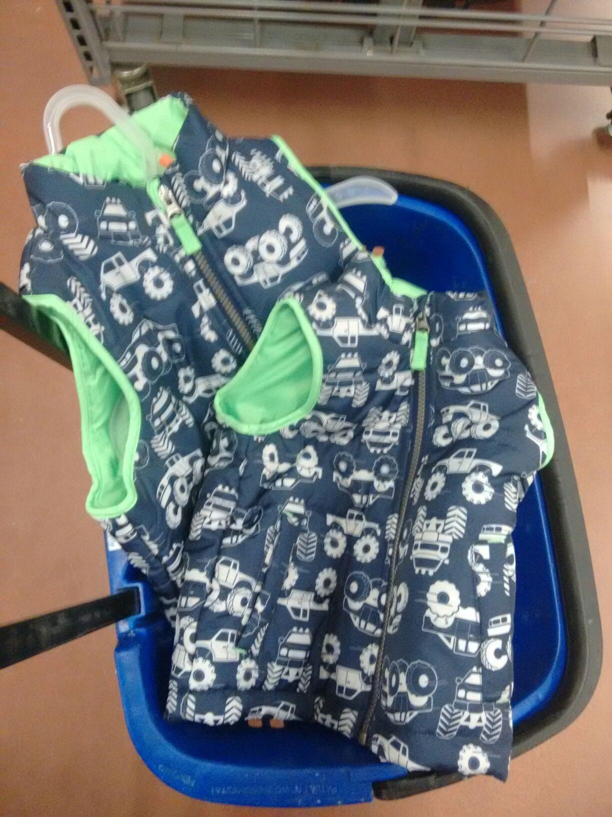 Walmart: Chaleco para niños a $60.01