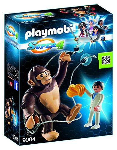 AmazonMX: Playmobil Super 4 King Kong con 50% de Descuento