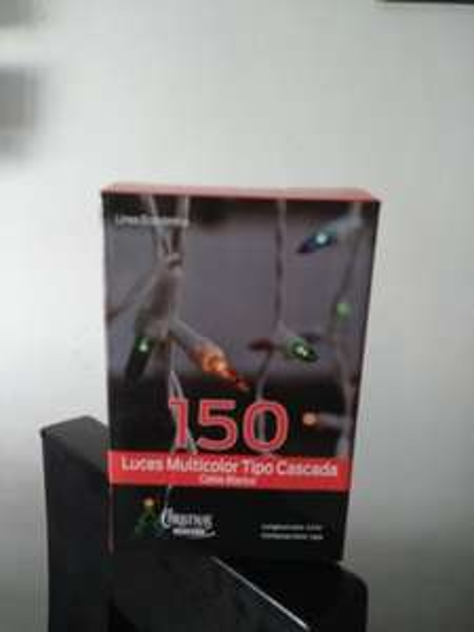Soriana Híper Poza Rica: cascada luces de colores en $14.90 y más