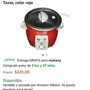 Amazon: Arrocera Black and Decker