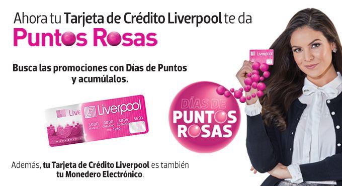 Puntos Rosas Liverpool (Todo lo que necesitas saber)